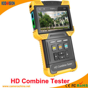 4.0 Inch TFT HD Combine CCTV Tester pictures & photos