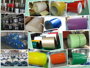 Quality Pre-Painted Galvanized Steel Coils pictures & photos