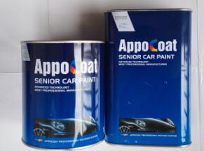 Car Refinish: Standard Hardener