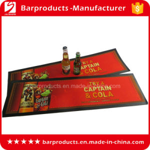 OEM Logo Rubebr Bar Counter Mat