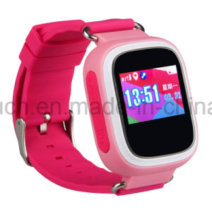 Waterproof IP67 Kids GPS Tracker Watch with Colorful Screen Y5w pictures & photos