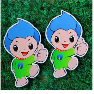 Custom Promotion Cartoon Shape Fridge Magnets for Souvenir pictures & photos