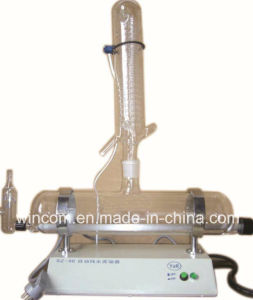 Pure-Water Distiller/Electric Distiller Instrument for Laboratory pictures & photos