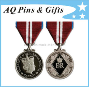 Hard Enamel Medal with 3D Logo pictures & photos