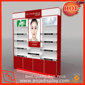 Wooden Display Unit Wooden Display Shelf pictures & photos