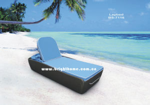 Sun Bed Outdoor Lounge Leisure Furniture pictures & photos