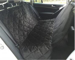 Pet Travel Hammock Car Seat Cover pictures & photos