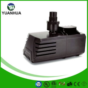 Micro Submerded Irrigation Garden Flow Controled Pump