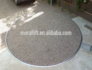 High Quality Carport Rotary System Car Revolving Turntable pictures & photos