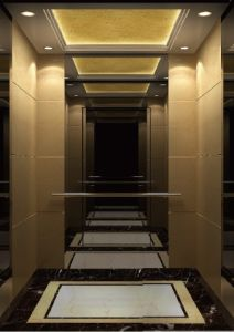 5.00 M/S High Speed Passenger Elevator with Machine Room pictures & photos