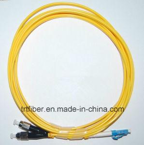 FC/LC Sm Duplex Fiber Optic Patch Cord pictures & photos