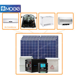 Moge 5kw Solar Panel Kits for Home Grid System Battery pictures & photos