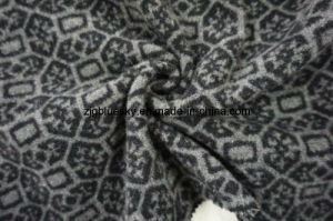 Three Different Styles of Black&White Wool Fabric pictures & photos