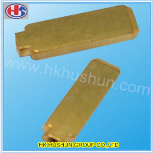 Custom Plug Pin Brass Pin From Manufacturer (HS-BA-0025) pictures & photos