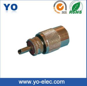 Male Plug Twist Connector Rg213 (YO 5-003)