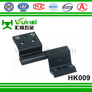 Aluminum Alloy Power Coating Pivot Hinge for Door with ISO9001 (HK009) pictures & photos