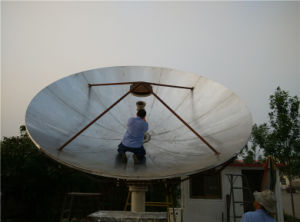 Satellite Dish Antenna 4.5m Vsat Use pictures & photos