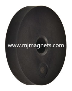 Plastic PA Injection Bonded Magnet for Sensor