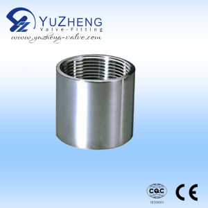 BSPT Stainless Steel Coupling Suppllier pictures & photos