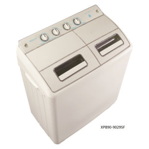 9kg Twin-Tub Top-Loading Washing Machine for Qishuai Model XPB90-9029SF pictures & photos