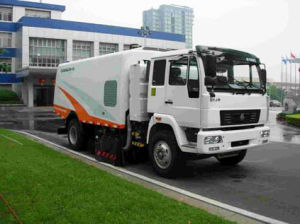 China Best Sweeper Truck of Sinotruk pictures & photos
