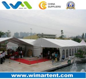 10X15m Suzhou Factory Nigeria Collapsible Event Wedding Tent pictures & photos