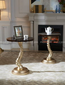 High Quality Classical Wooden Furniture Living Room Coffee Table (MS-B6035e)