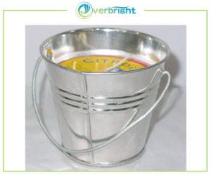 Aluminum Bucket Scented Tealight (HD-004)