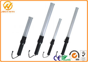 Rechargeable Portable Police LED Traffic Baton with Metal Clips Water Proof pictures & photos