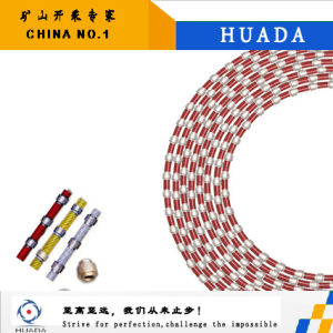 Plastic Diamond Wire Saw for Stationary Machine pictures & photos