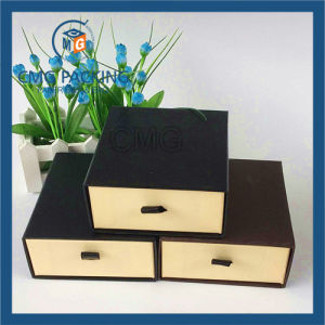 Custom Printing Drawer Jewelry Packaging Box (CMG-PJB-069) pictures & photos
