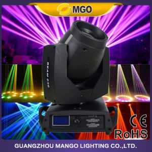 Disco Stage Clay Paky Sharpy 230W 7r Moving Head Beam PRO Light