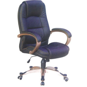 Office Furniture Manager Synthetic Leather Ergonomic High Back Chair (FS-8303) pictures & photos