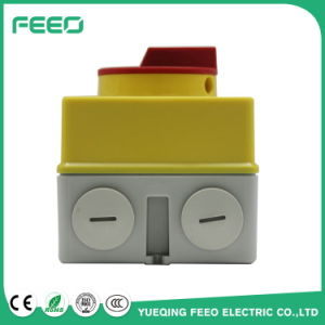 Weather Protected 1pole 35A 250V Isolator Switch pictures & photos