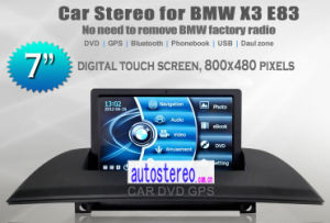 Car Stereo GPS Navigation for BMW X3 E83 Stereo