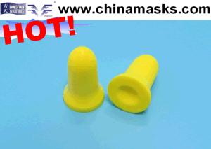 PU Anti-Reduction Disposable Safety Earplug pictures & photos