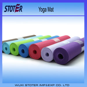 New Design 15mm Yoga Mat with Ce Certificate