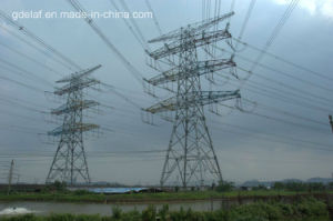 Customized 330kv Power Transmission Steel Tower