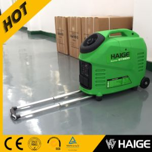 Gasoline Driven Digital Inverter Generator (1000W - 3000W)