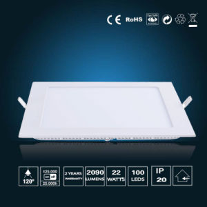 22W LED Panel Light 240*240*16mm pictures & photos