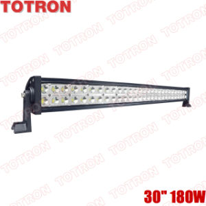 off Road LED Light Bar 30′′ 180W 10800lm for SUV, Trucks, Motorcycle, Car pictures & photos