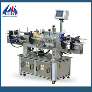 Full Automatic Round Bottle and Square Bottle Labeling Machine pictures & photos