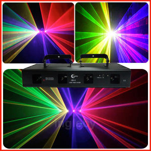 Rgby Four Colors KTV Laser Light Online (IGB-S665)