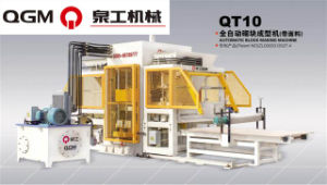 China Best-Selling High Technology Automatic Block Machine Qt10 pictures & photos