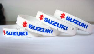 Suzuki Silicone Wristbands