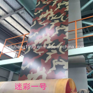 Color Coated Steel/Prime Prepainted Galvanized Steel Coil/PPGI for Building