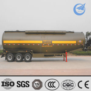 China Avic 2015 Cement Bulk Dry Tanker Semi-Trailer pictures & photos