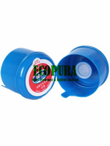 Non-Spill 5gallon Bottle Cap / Smart Lids with Stick Label pictures & photos