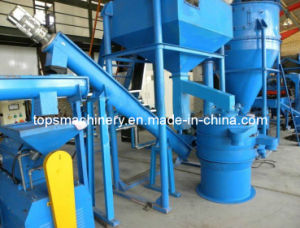 Automatic Tire Recycling Machinery pictures & photos