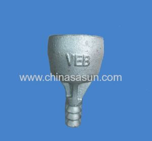 Electrical Insulator Fitting Cap and Suspension Type Insulator